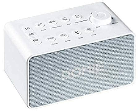 Portable White Noise Machine for $11.99