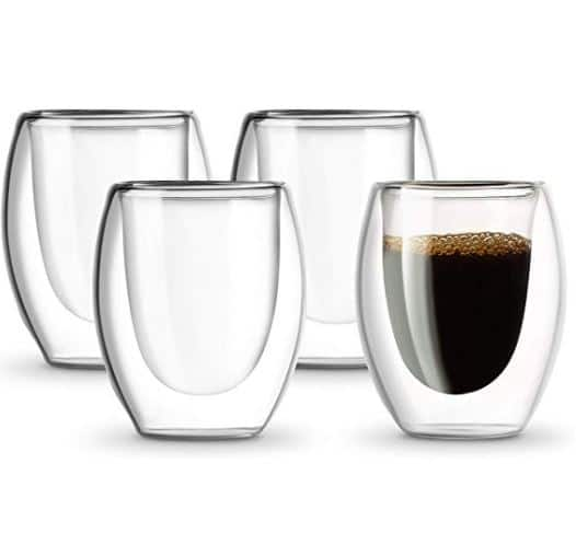 4-pk of Espresso Cups for $7.99