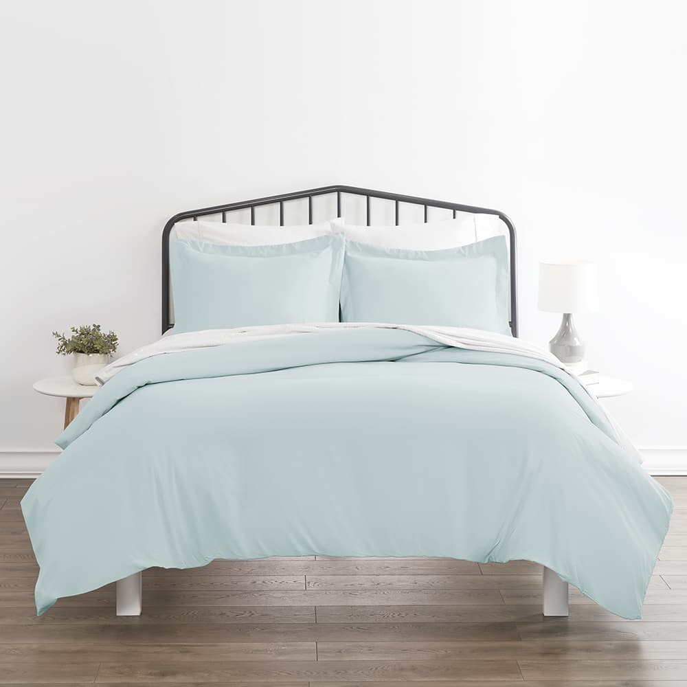 Linens & Hutch Solid Duvet Cover Set Starting at $20