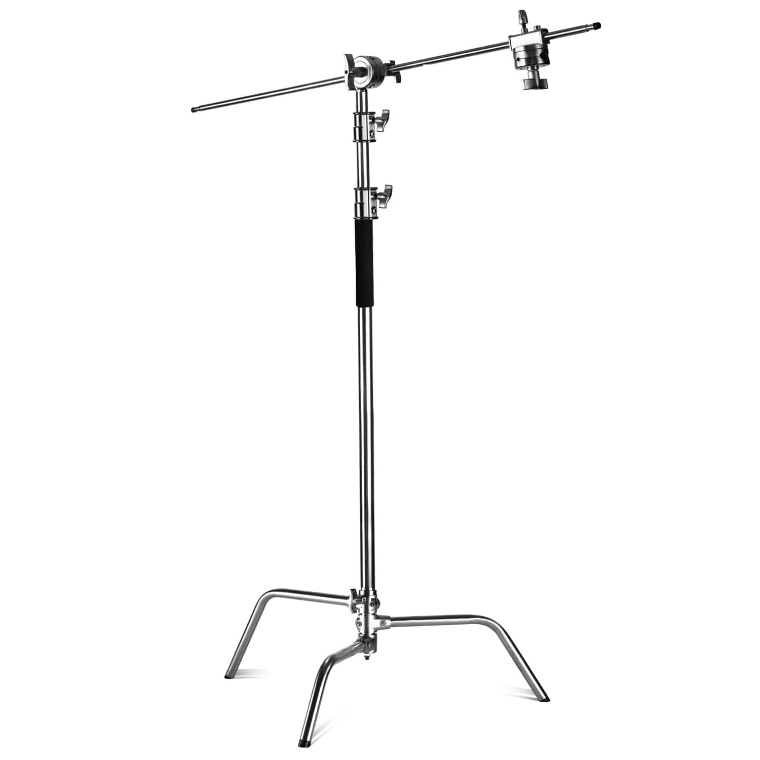 Neewer Pro 10ft Adjustable Photo/Video C-Stand with 4ft Holding Arm - $76.99 + Free Shipping
