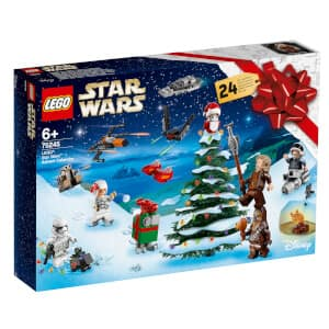 LEGO Star Wars / Harry Potter Advent Calendars $27.87 + Free Shipping
