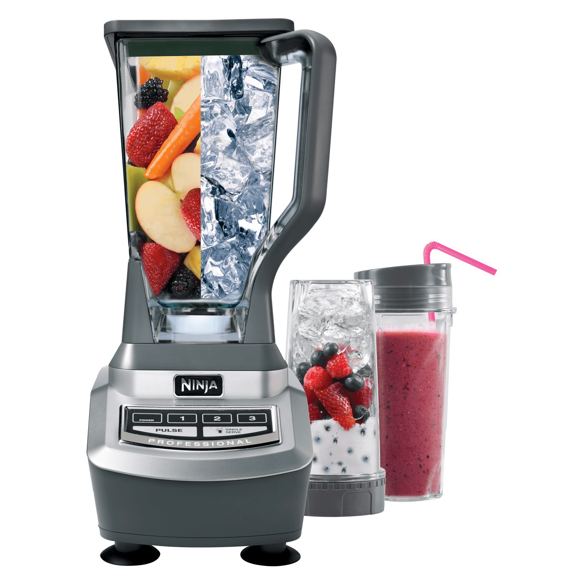 Ninja Pro Blender with Personal Jar (BL740) for $48 + FS