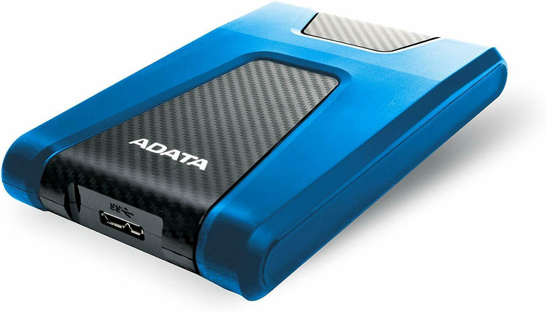 ADATA 1TB External Hard Drive for XBOX/PS4 USB 3.1 $39.99 + Free Shipping