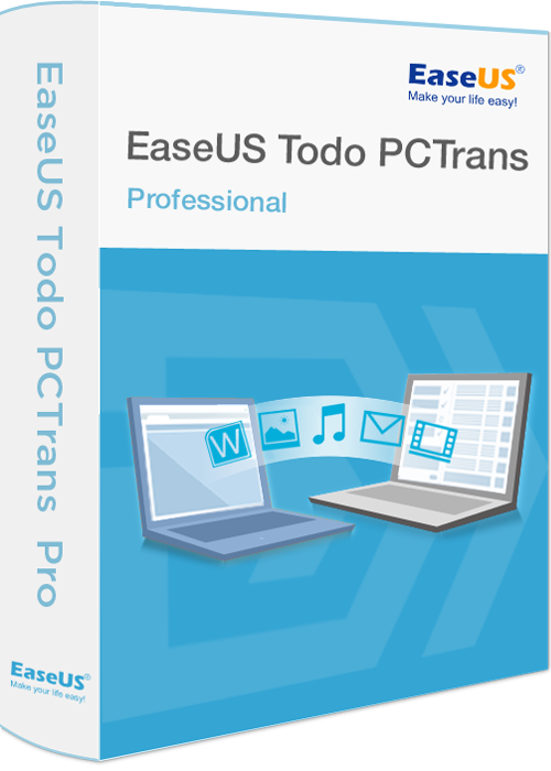 50% off Latest Version of EaseUS Todo PCTrans Pro 11.0 $24.97