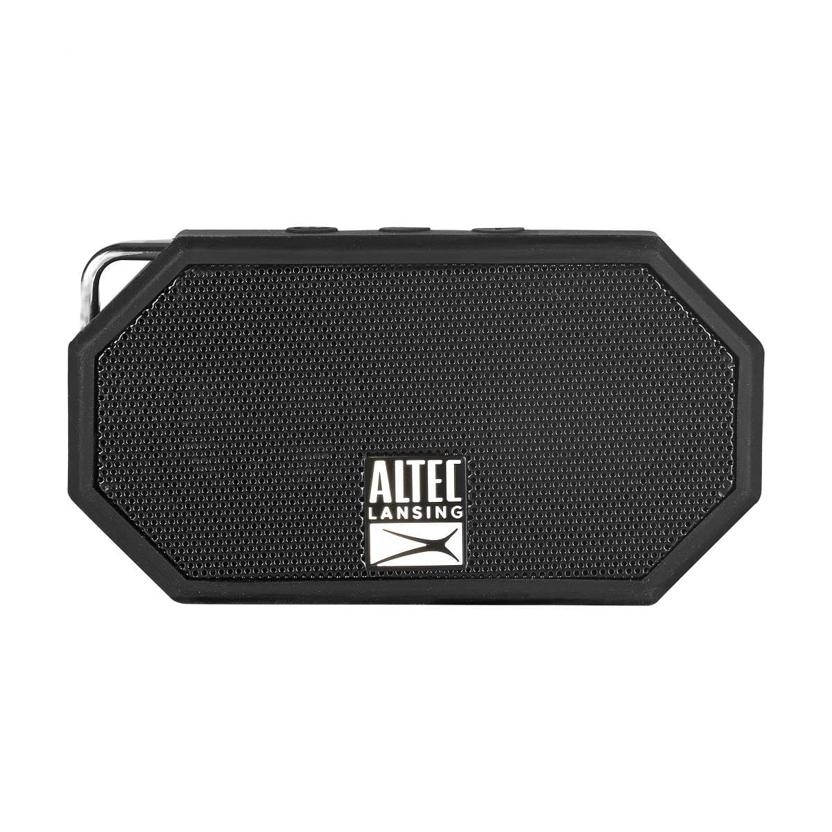 Altec Lansing IMW257-BLK Mini H2O Wireless Bluetooth Waterproof Speaker for $11.99
