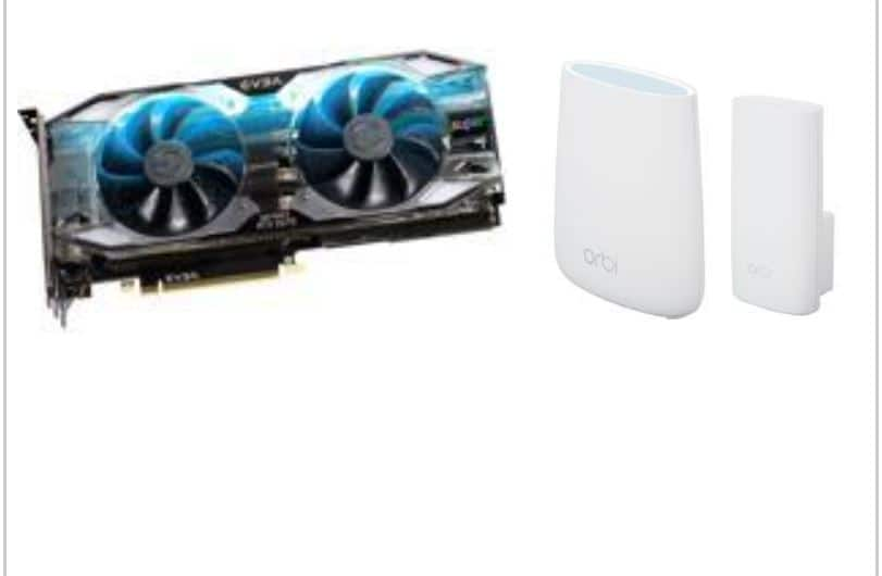 Newegg Graphics Card and Router Bundle Promotion starting at $734.98