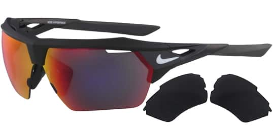 Nike Hyperforce Sunglasses with Bonus Lens $36 + Free Shipping