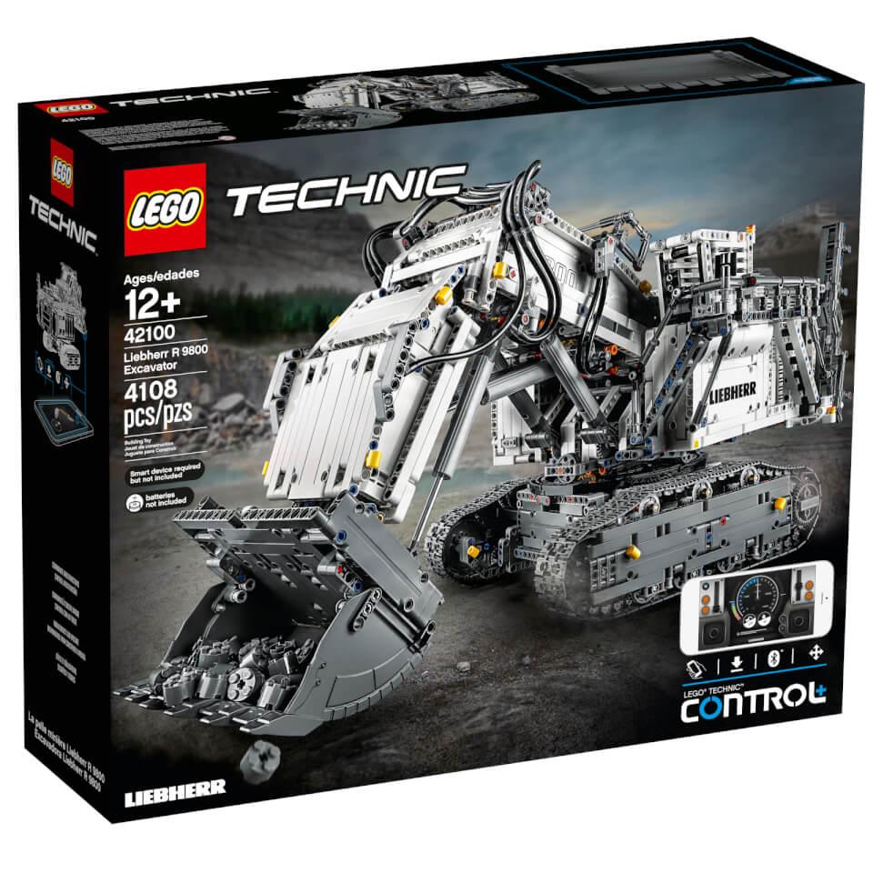 LEGO Technic: Liebherr R 9800 (42100) + Free Shipping with code: LEGO9800 $359.99
