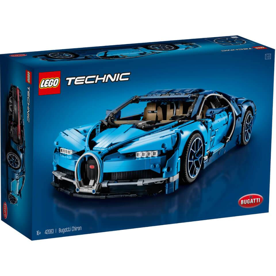 LEGO Technic: Bugatti Chiron Supercar (42083) $289.99 Plus Free Shipping
