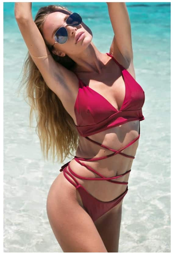 Cupshe Swimwear $8.50 + Free Shipping after $39.99 minimum spend