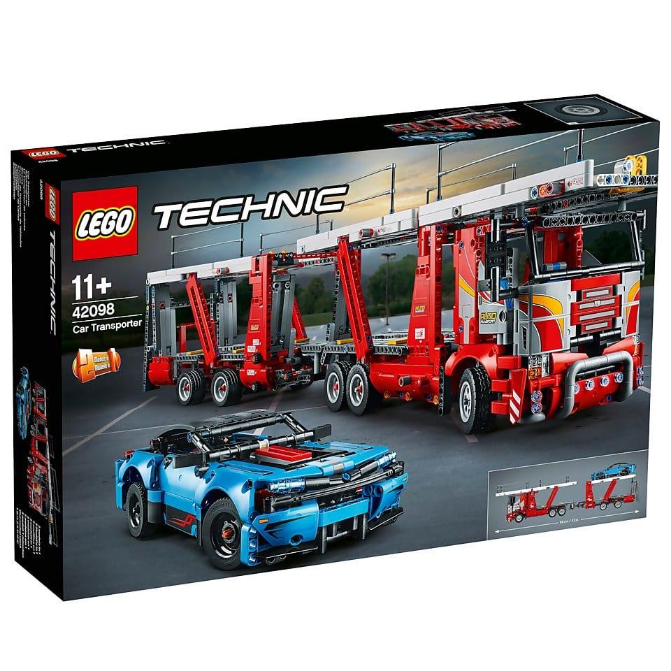 LEGO Technic: Car Transporter (42098) - $129.99 w/free shipping