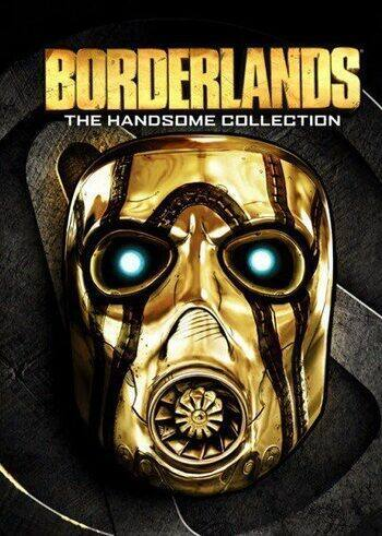 Eneba: Borderlands: The Handsome Collection (Steam) $5
