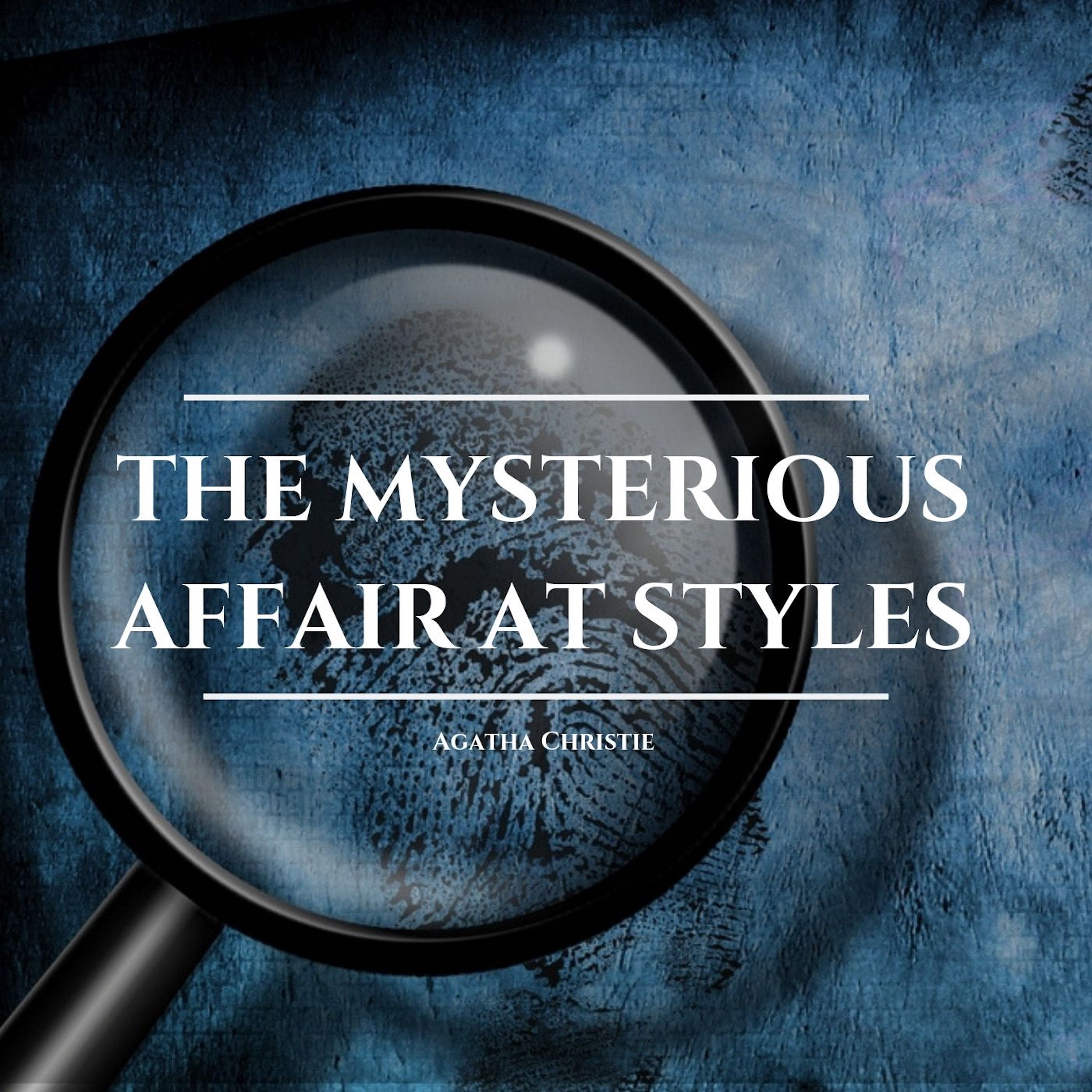 The Mysterious Affair at Styles Audiobook Unabridged (Audible). $0.86