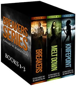 FREE !  The Breakers Series: Books 1-3 Kindle Edition & more @ Amazon