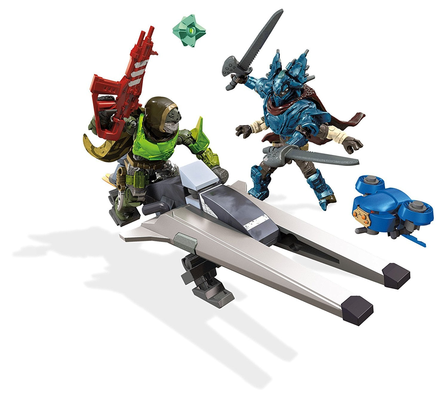 Mega Construx Destiny Sparrow S-31V Building Kit (Add-On) $3.25 + Others