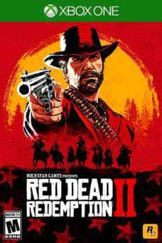 RED DEAD REDEMPTION II at some REDBOX locations $17 PS4 or XBOX 1 $17.99 YMMV