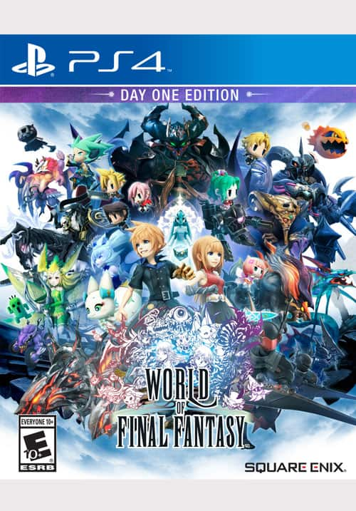Walmart has World Of Final Fantasy Day 1 Edition for $5