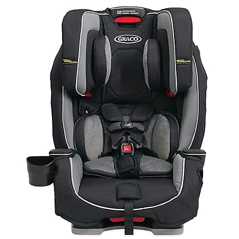 Graco Milestone All-in-1 Convertible Car Seat, Grand Color $120.35 (even lower w/ 20% off coupon) *B&M YMMV*