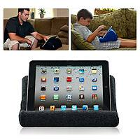 Deal: Tablet / iPad Wedge Pillow Stand - One for $8 or Three for $18 + Free Shipping