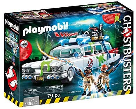 Playmobil Ghostbusters clearance @ Target YMMV