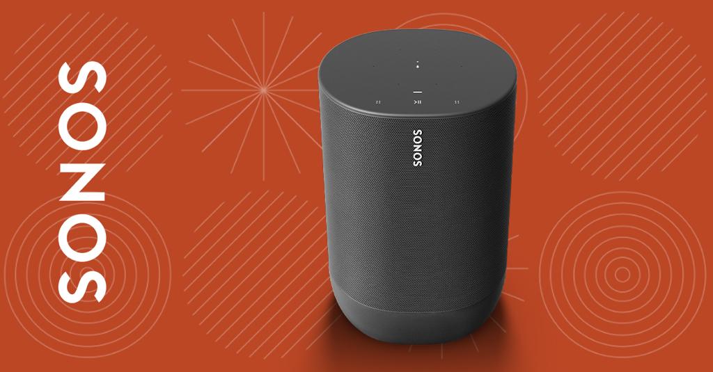 Move: A Portable WiFi + Bluetooth Speaker