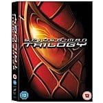 Spiderman Trilogy [Blu-ray] Box Set @ $14.99 with FS