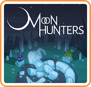 Moon Hunters for Nintendo Switch 10,00kr (~USD1.2) on Denmark eShop $1.3