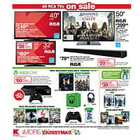 Kmart Deal: Xbox One Console for $349.99 + $60 back in points (/w game or accessory purchase) @Kmart beginning Nov 9th