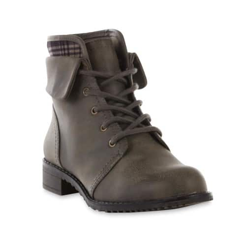 Route 66 Women's Alyssa Boot - Black 17.99