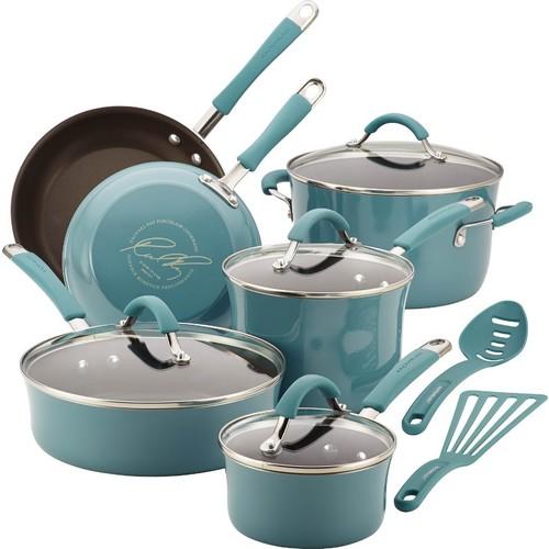 Rachael Ray Cucina 12 Piece Non- Stick Cookware Set $99.99 + fs $100