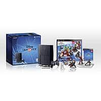 GameStop Deal: Playstation 3 12GB Disney INFINITY: Marvel Super Heroes (2.0 Edition) Bundle $149.99(plus tax and possibly shipping) at Gamestop.