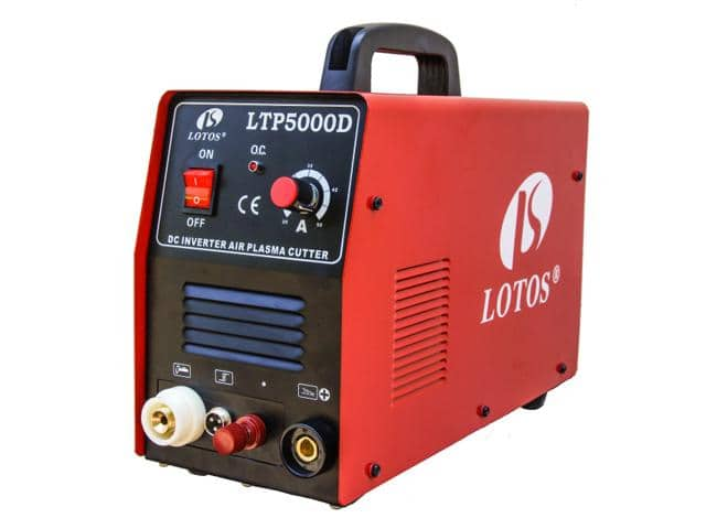 LOTOS LTP5000D Plasma Cutter - 110/220VAC 1/2 Inch Clean Cut $299 +$20 gift card +8x points Newegg.com (3rd party)