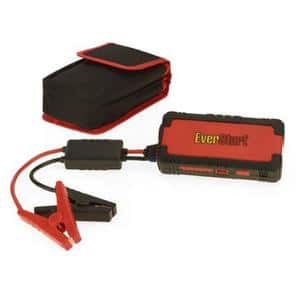 Everstart 12,000mAh Multi-Function Jump Starter & Battery Charger for $9 at Walmart B&M YMMV