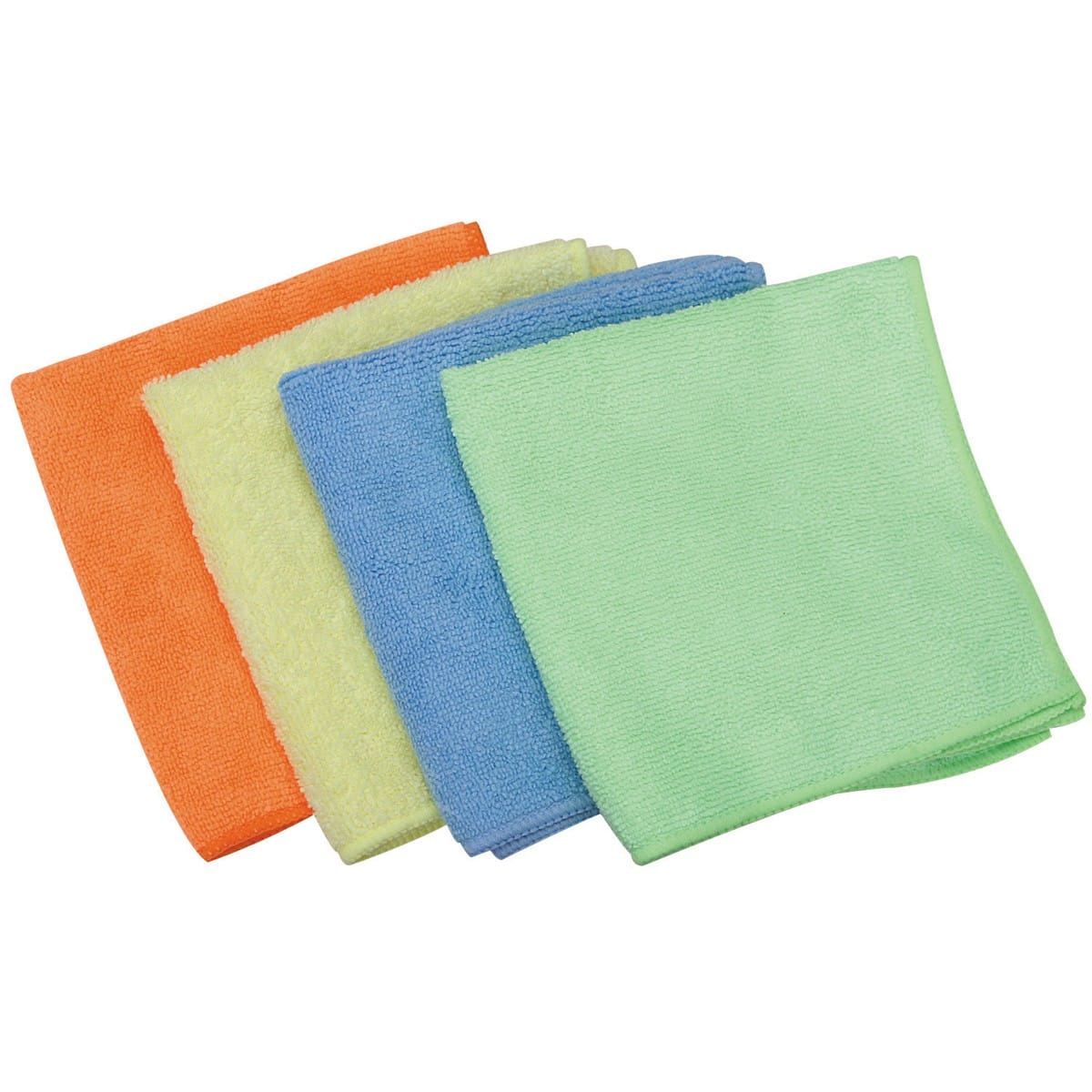 New free gift at Harbor Freight - 4 pack of Microfiber Cleaning Cloths with $4.99 purchase and coupon (5/20 to 5/22 only)