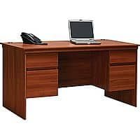Staples Deal: Ameriwood® Tiverton Executive Desk, $21.50 Clearance / Ameriwood® Tiverton Lateral File Cabinet, $15.50@ Staples YMMV -  In Store Only