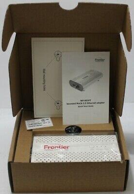 Frontier WF-803FT MoCa 2.5 Ethernet Network Adapter - $29.99