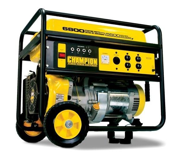 Sam's Club Champion 5,500W / 6,800W Portable Gasoline Generator $299 at my Sams Club YMMV.
