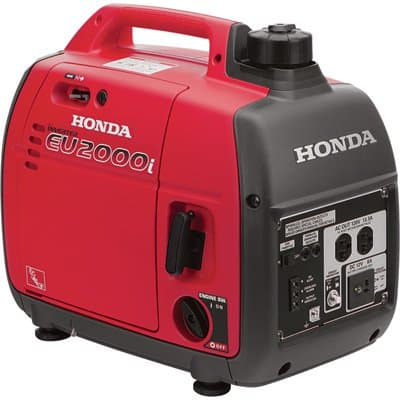 Honda Generator EU2000i and Companion  $899 after instant rebate and $999.  Gift cards of $50 and $100