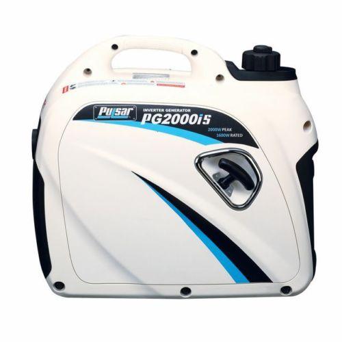 Pulsar 2000 Watt Portable Gasoline Inverter Generator PG2000IS New $359