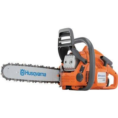 Husqvarna Reconditioned Chainsaw — 16in. Bar, 41cc X-Torq Engine, Model# 435 16in. B RC  Northern Tool  In Store Only?  $159 AC $20 off $100