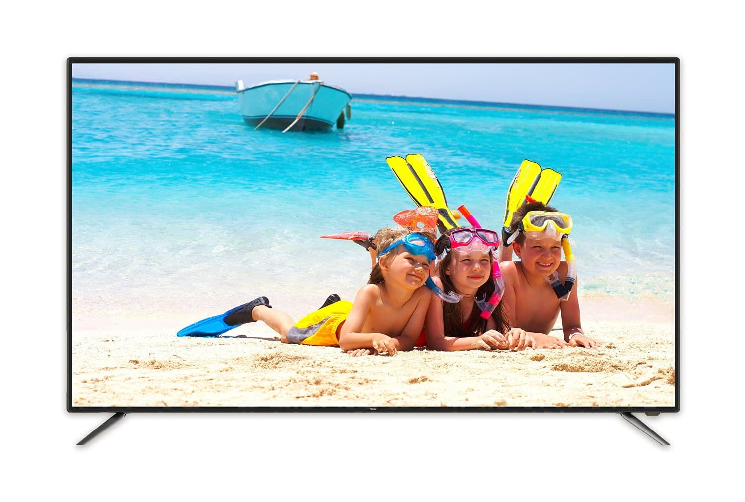 "Avera 65"" 4k ultra HD tv. 456.99 free shipping"
