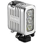 KNOG QUDOS action camera light for gopro new from Amazon only works on silver color- 54.08$ plus tax