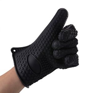 2 pairs of silicon BBQ/grill/oven gloves for $7.99 (Free Prime S&H) or $2 after Prime Pantry credit (plus tax)