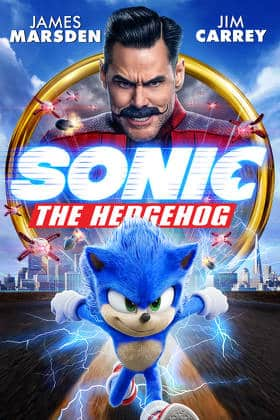 Sonic the Hedgehog + Bonus Content (4K UHD Digital Film) - FandangoNow/Vudu $12.99