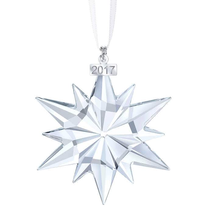 bd2fa2f6d Swarovski 2017 Annual Edition Crystal Star Ornament - Slickdeals.net