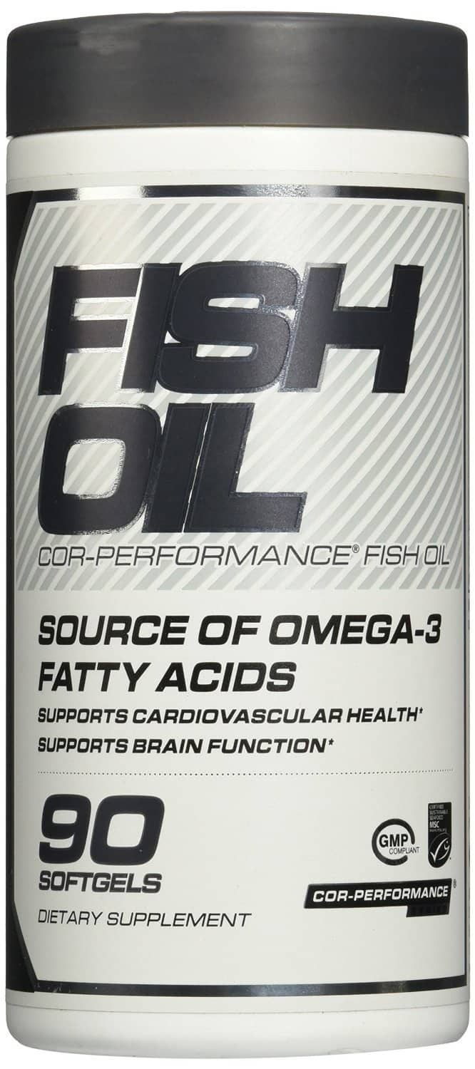 Cellucor fish oil 90ct for $1.00 on Amazon