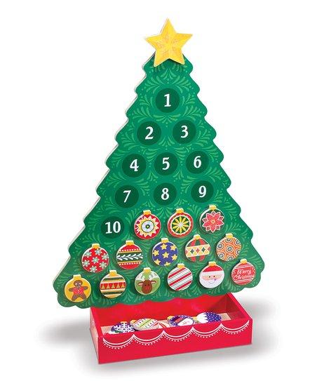 Today only Melissa & Doug Advent Calendar $11.99, YMMV $9.99, w/FS