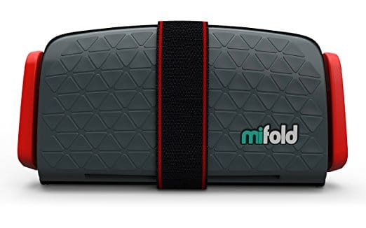 mifold Grab-and-Go Car Booster Seat Amazon Lightning Deal currently as low as $27 $27.19