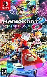 Mario Kart 8 Deluxe $45.99 - 20% = $36.79 (filler required to get to $50) PAL version
