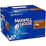 Maxwell House Breakfast Blend Coffee, 100 K-CUPs, $24.63 and FS w/ Prime